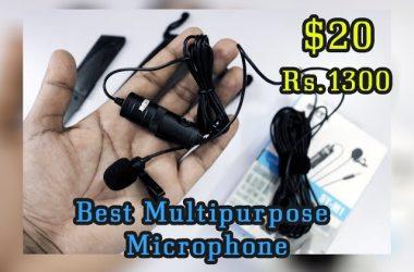 Boya BY-M1 Condenser Microphone