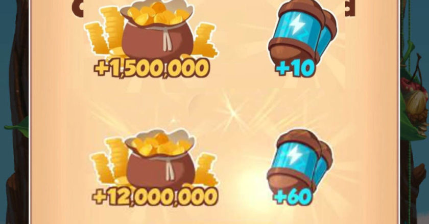 Coin Master 70-Spins and 14M Coins